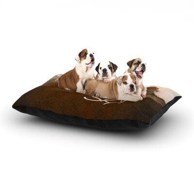 Touch the Sky Dog Bed Size: 40 L x 30 W