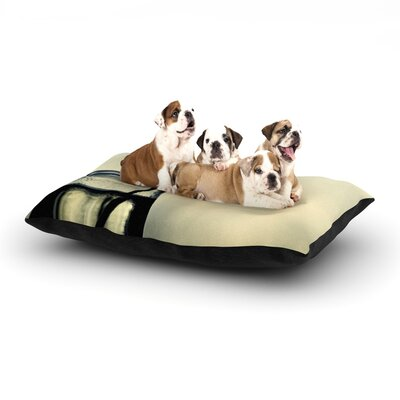 Make A Wish Dog Bed Size: 28 L x 18 W