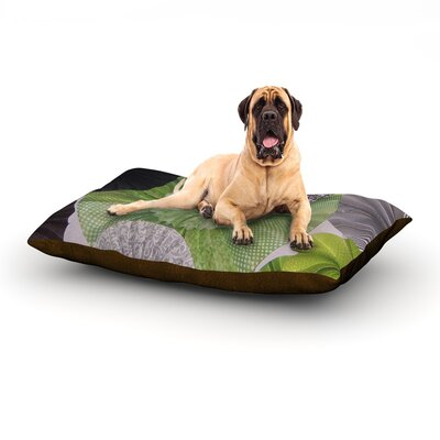 Serenity Dog Bed Size: 60 L x 50 W