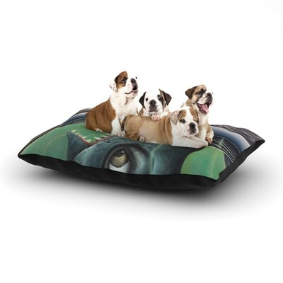 Jonah Dog Bed Size: 28 L x 18 W