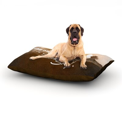 Touch the Sky Dog Bed Size: 60 L x 50 W