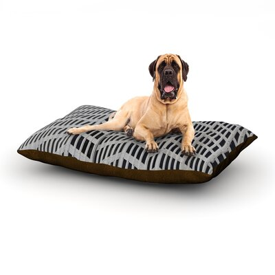 The Grid Dog Bed Size: 60 L x 50 W