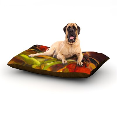 Mirrored in Nature Dog Bed Size: 60 L x 50 W