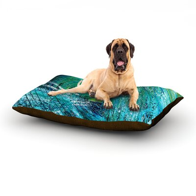 'Natural High' Dog Bed Size: 28