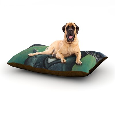 Jonah Dog Bed Size: 60 L x 50 W