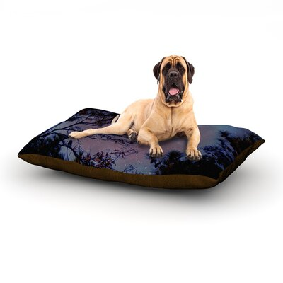 Twilight Dog Bed Size: 60 L x 50 W