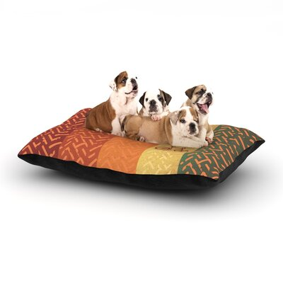 Lost Dog Bed Size: 40 L x 30 W