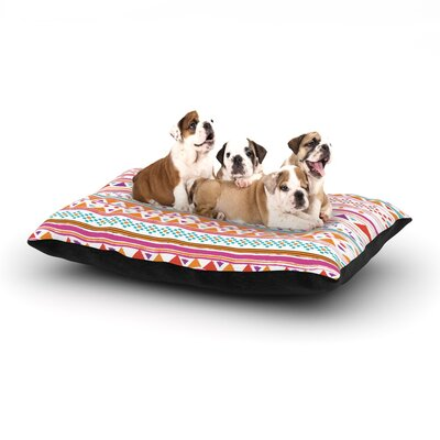 Native Bandana Dog Bed Size: 28 L x 18 W
