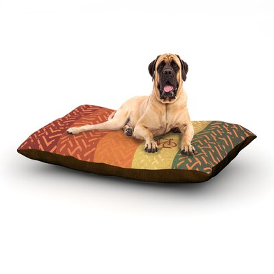 Lost Dog Bed Size: 60 L x 50 W