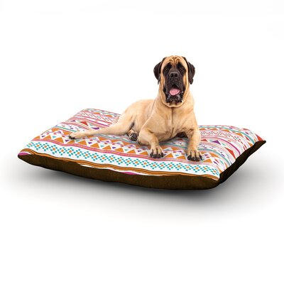 Native Bandana Dog Bed Size: 60 L x 50 W