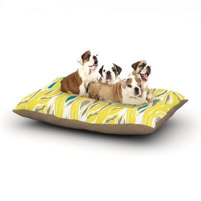 Barengo Sunshine Dog Bed Size: 28 L x 18 W