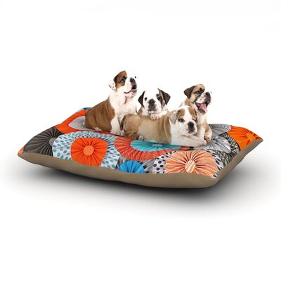 Breaking Free Dog Bed Size: 28 L x 18 W