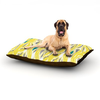 Barengo Sunshine Dog Bed Size: 60 L x 50 W