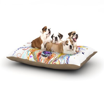 Bella Dog Bed Size: 40 L x 30 W