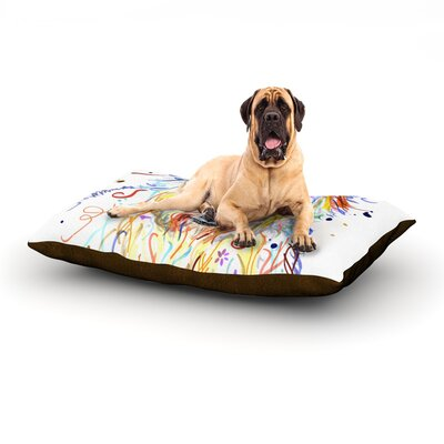 Bella Dog Bed Size: 60 L x 50 W