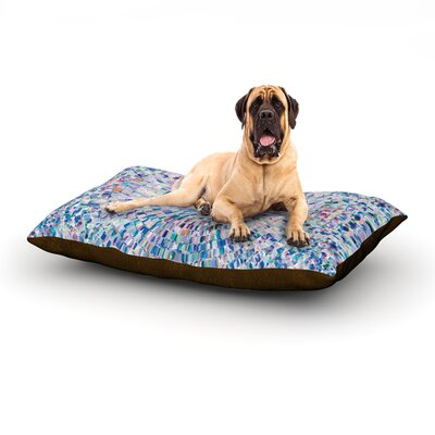 Looking Rectangle Pet Bed Size: 60 W x 50 D