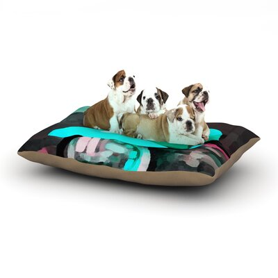 Vespa I Dog Bed Size: 40 L x 30 W