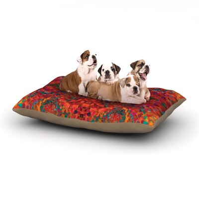 Red Sea Dog Bed Size: 40 L x 30 W