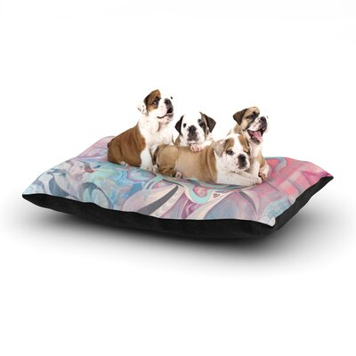 Tempest Dog Bed Size: 40 L x 30 W