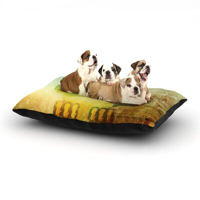 Howly Dog Bed Size: 40 L x 30 W