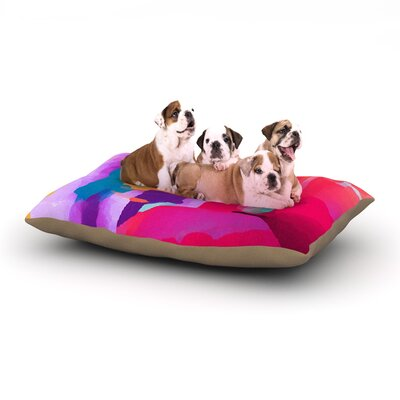 Vespa II Dog Bed Size: 28 L x 18 W