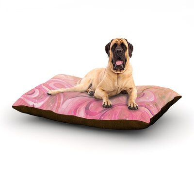 Cascade Dog Bed Size: 60 L x 50 W