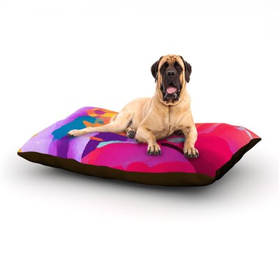 Vespa II Dog Bed Size: 60 L x 50 W