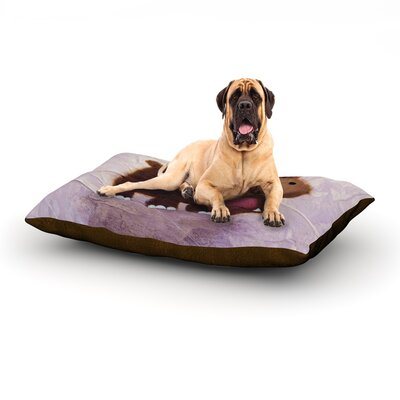 'The Happy Hippo' Dog Bed Size: 28