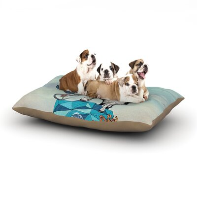 Seeking New Heights Dog Bed Size: 40 L x 30 W