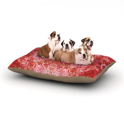 Chili Dog Bed Size: 40 L x 30 W