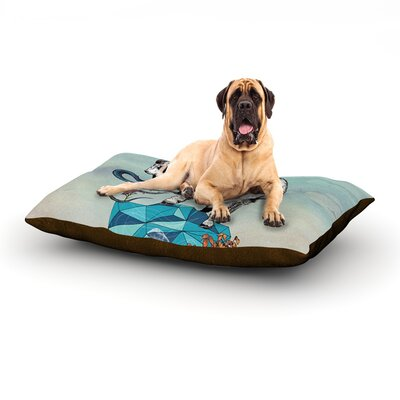 Seeking New Heights Dog Bed Size: 60 L x 50 W