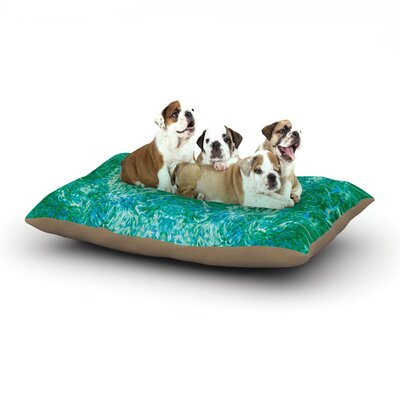 Eden Dog Bed Size: 28 L x 18 W