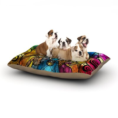 Wizard of Oz Dog Bed Size: 40 L x 30 W
