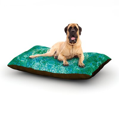 Eden Dog Bed Size: 60 L x 50 W