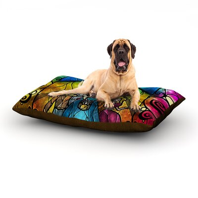 Wizard of Oz Dog Bed Size: 60 L x 50 W