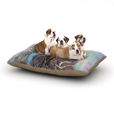 Forest Warden Dog Bed Size: 40 L x 30 W