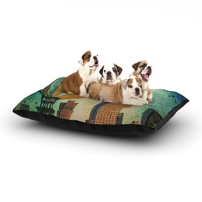 New York Dog Bed Size: 40 L x 30 W