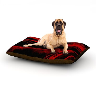 In the Detail Dog Bed Size: 28 L x 18 W