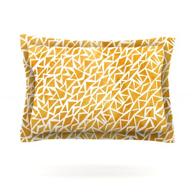 Pom Graphic Design Tribal Origin Featherweight Sham Size: Standard, Fabric: Cotton