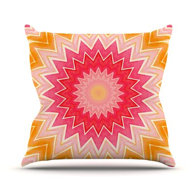 You Are My Sunshine by Iris Lehnhardt Throw Pillow Size: 20 H x 20 W x 4 D