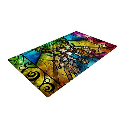 Wizard of Oz Fantasy Indoor/Outdoor Area Rug Rug Size: 4 x 6