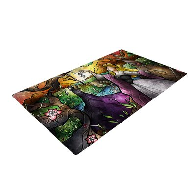 I Know You Fairytale Forest Area Rug Rug Size: 2 x 3