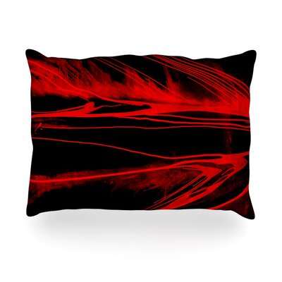 In the Detail Outdoor Throw Pillow Size: 14 H x 20 W x 3 D