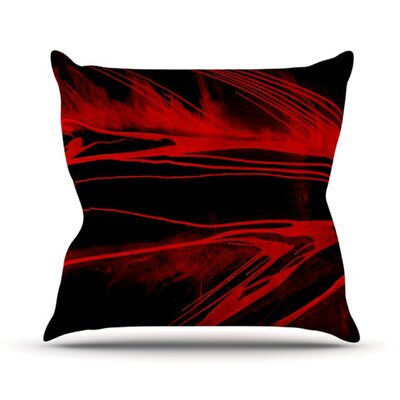 In the Detail Throw Pillow Size: 26 H x 26 W
