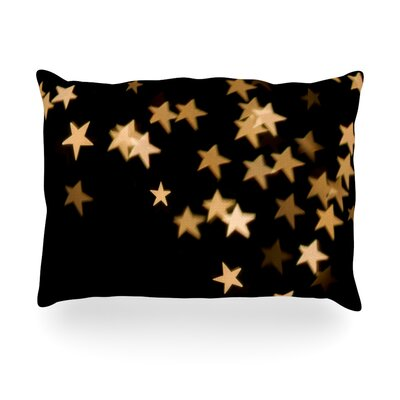 Skye Zambrana Twinkle Outdoor Throw Pillow Size: 14 H x 20 W x 3 D