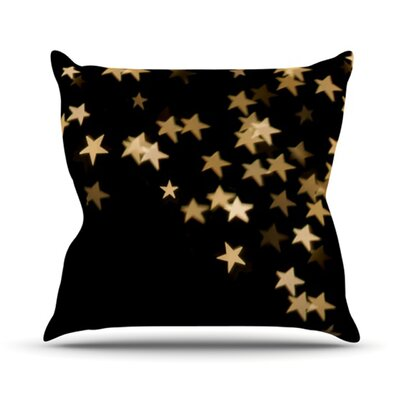 Twinkle Throw Pillow Size: 16 H x 16 W