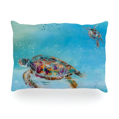 Home Sweet Home Outdoor Throw Pillow Size: 14 H x 20 W x 3 D