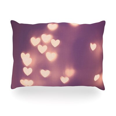 Your Love is Electrifying Outdoor Throw Pillow Size: 14 H x 20 W x 3 D
