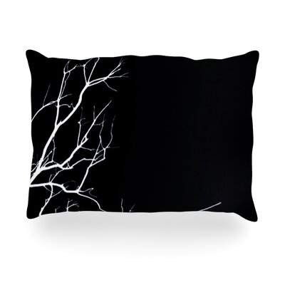 Winter Outdoor Throw Pillow Size: 14 H x 20 W x 3 D