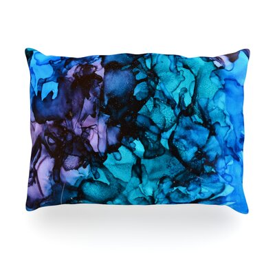 Lucid Dream Outdoor Throw Pillow Size: 14 H x 20 W x 3 D